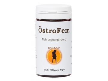 ÖstroFem© - pflanzlicher Hormonersatz 90 Kapseln