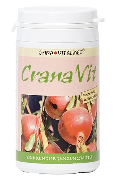 CranaVit 3-Dosen Kurpackung 180 Kapseln