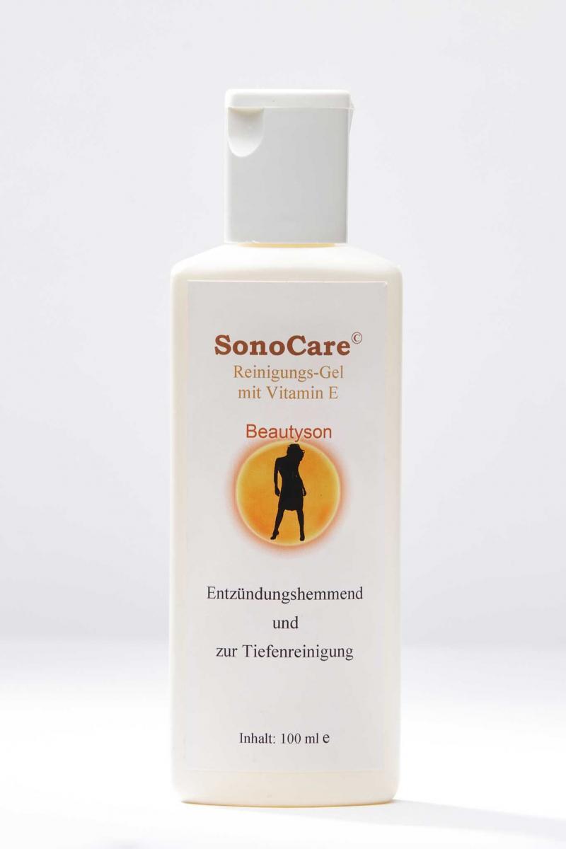 SonoCare© Tiefenreinigungs-Gel 100 ml